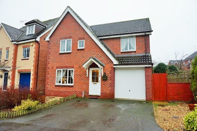 Thumbnail Detached house for sale in Emmerson Drive, Kings Clipstone