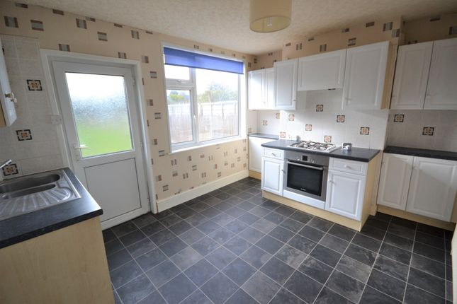 Thumbnail Semi-detached house to rent in Henley Crescent, Braunstone, Leicester