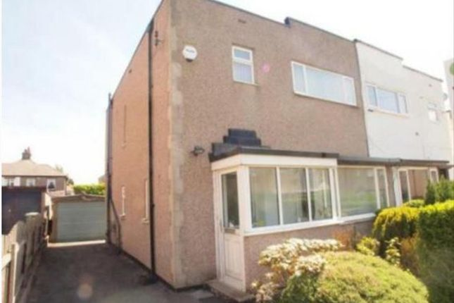 Thumbnail Semi-detached house to rent in Daleside Avenue, Pudsey