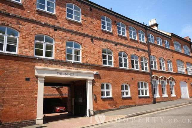 Thumbnail Terraced house to rent in The Minories, Warstone Lane, Jewellery Quarter