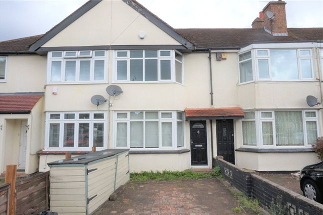 Thumbnail Terraced house to rent in Sherwood Park Avenue, Sidcup