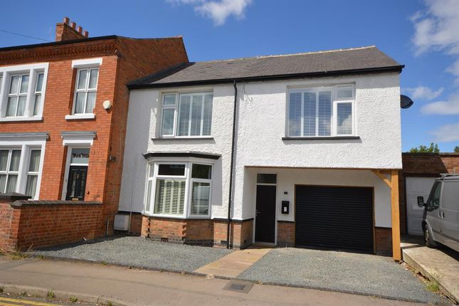 Front Elevation of Park Road, Blaby, Leicester LE8