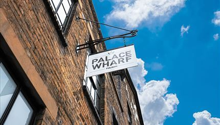 Photo of Palace Wharf, Rainville Road, London. W6