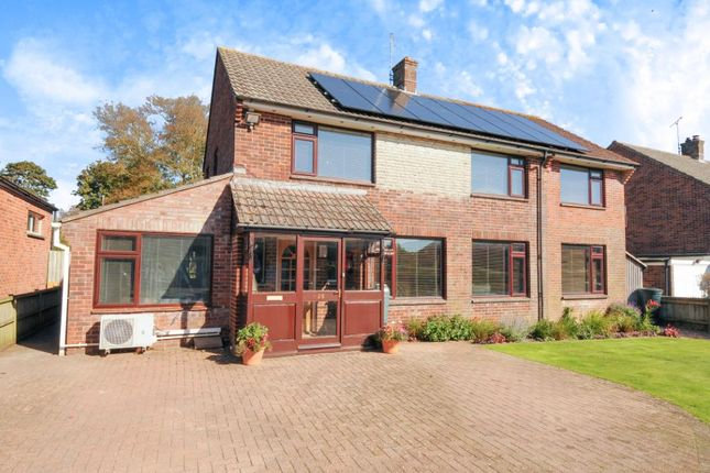 Thumbnail Detached house for sale in Rothesay Road, Dorchester