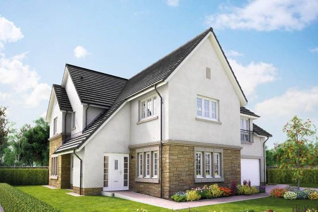"Thumbnail Detached house for sale in ""The Lowther"" at Dalgleish Drive, Bearsden"