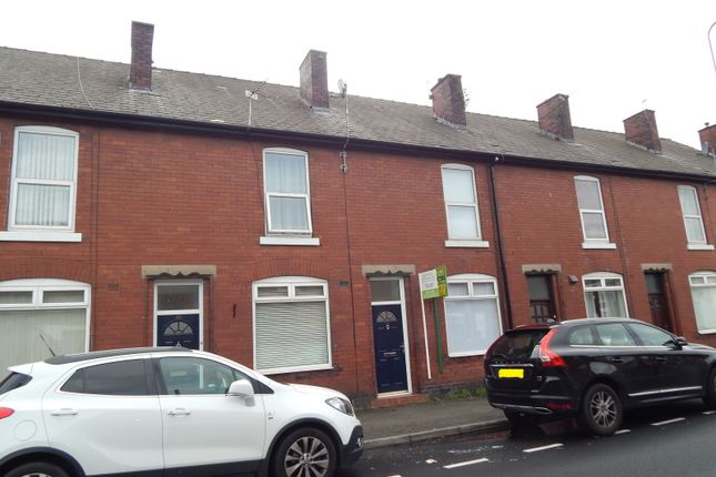 Thumbnail Terraced house to rent in Holden Road, Leigh