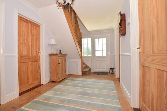 Hallway of Norah Lane, Higham, Rochester, Kent ME3