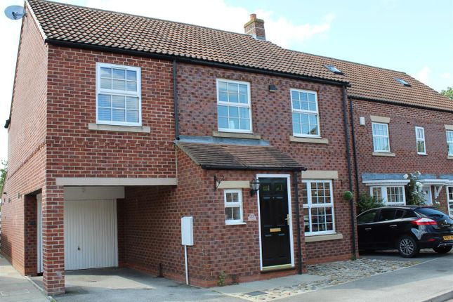 Thumbnail Detached house for sale in Linen Way, Brompton, Northallerton