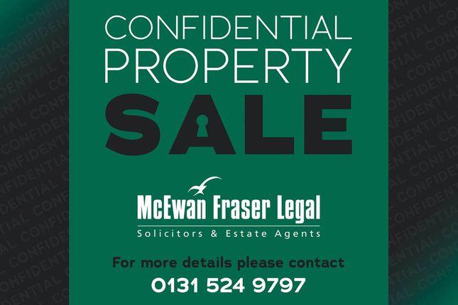 Thumbnail Commercial property for sale in Care Of Mcewan Fraser Legal, 130 East Claremont Street, Edinburgh