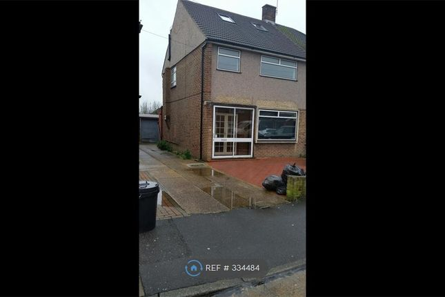 Thumbnail Semi-detached house to rent in Freshwell Avenue, Romford