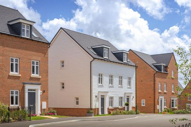 "Thumbnail Semi-detached house for sale in ""Greenwood"" at Rocky Lane, Haywards Heath"