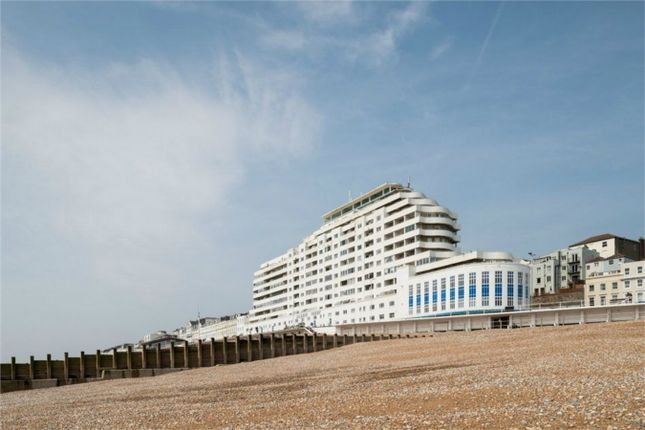 Thumbnail Flat for sale in Marine Court, St Leonards On Sea, East Sussex