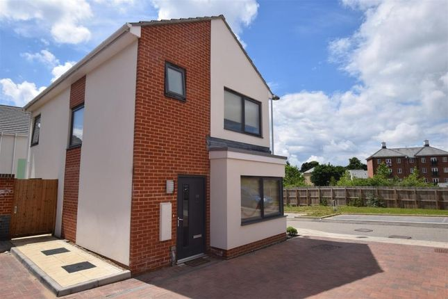 Thumbnail Detached house to rent in Stanford Road, Colchester
