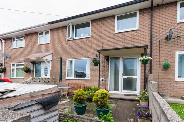 3 bed terraced house for sale in Tudor Road, Monmouth NP25