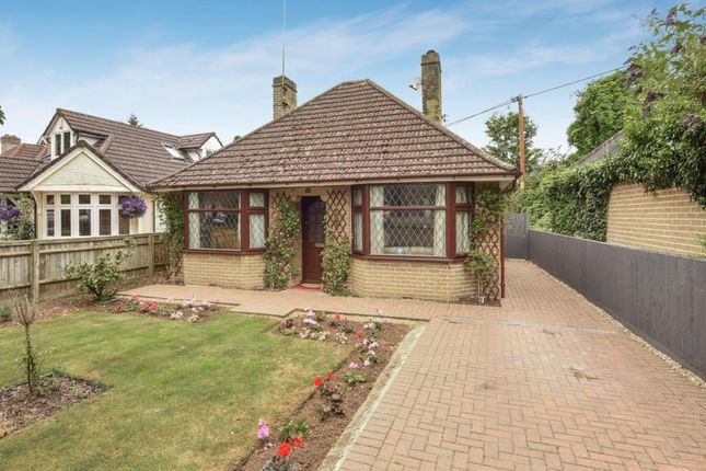 Thumbnail Bungalow to rent in Radley Road, Abingdon