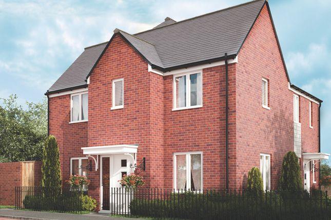 Thumbnail Semi-detached house for sale in Pemberton Road, West Bromwich
