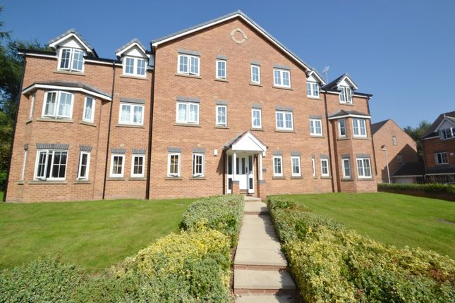 Thumbnail Flat for sale in Pennyfield Close, Meanwood, Leeds