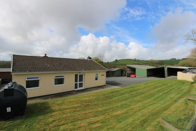 Land for sale in Troedyrhiw, Cribyn, Lampeter