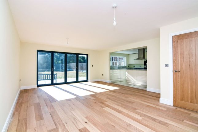 Thumbnail Detached house for sale in Thorndon Avenue, West Horndon, Essex