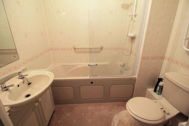 Bathroom of Draper Court, Hornchurch RM12