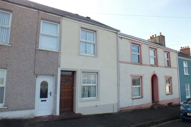 Thumbnail Terraced house to rent in Prospect Place, Pembroke Dock, Pembrokeshire