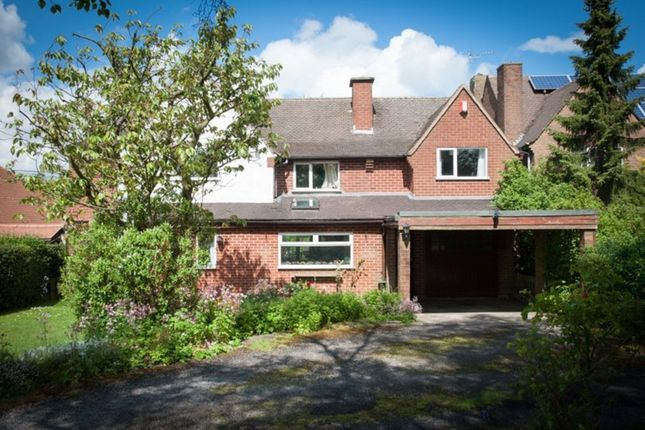 Thumbnail Detached house for sale in Sutton Road, Aldridge, Walsall