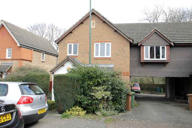 1 bed terraced house for sale in Sevenoaks Close, Sutton, Surrey