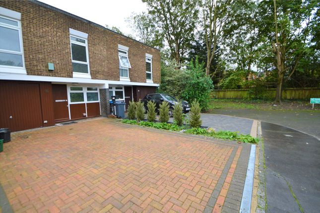 Thumbnail Terraced house to rent in Tipton Drive, Croydon