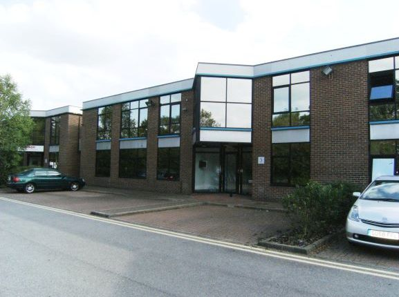 External of Unit 3 Silverglade Business Park, Leatherhead KT9