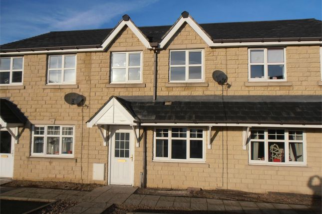 Thumbnail Terraced house to rent in Calderdale Park, Trooper Lane, Halifax