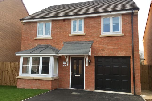 Thumbnail Detached house to rent in Abbott Close, Easingwold, York
