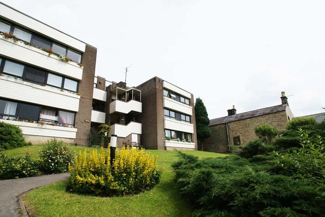 Thumbnail 2 bed flat for sale in High Court, Smith Road, Matlock, Derbyshire