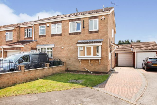 2 bed semi-detached house for sale in Boundary Green, Rawmarsh, Rotherham, South Yorkshire S62