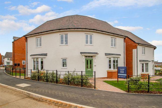 Thumbnail Detached house for sale in Pashmina Avenue, Barlaston, Stoke-On-Trent