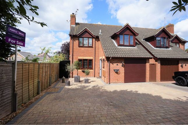 Thumbnail Detached house for sale in Davis Gardens, Sandhurst