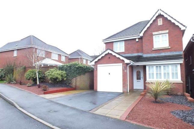 Thumbnail Detached house to rent in Longmore Close, Sutton Coldfield