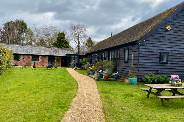 Thumbnail Farmhouse for sale in Aldsworth Manor Barns, Aldsworth, Emsworth