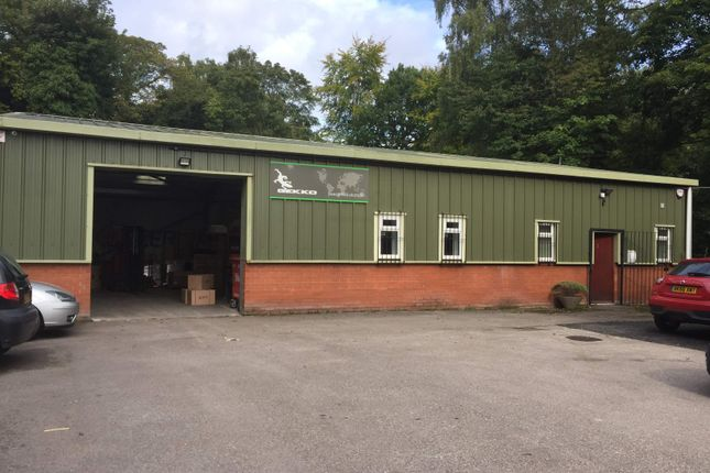 Thumbnail Light industrial to let in Unit 1 Riverside Trade Park, Mold Road, Cefn Y Bedd, Wrexham