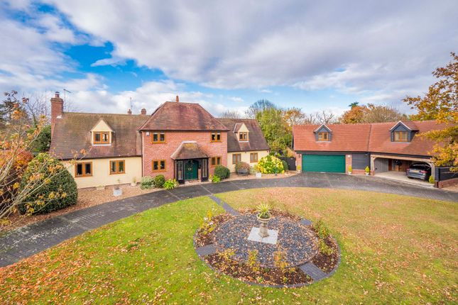Thumbnail Detached house for sale in Chapel Lane, Tendring, Clacton-On-Sea