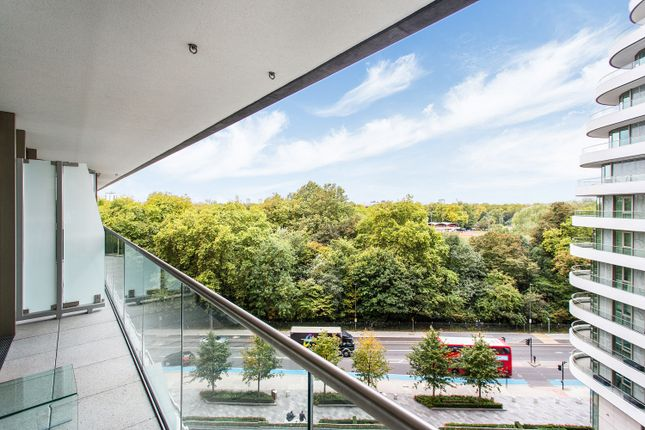 Thumbnail Flat for sale in Vista Development By Chelsea Bridge, Queenstown, London, Chelsea Bridge