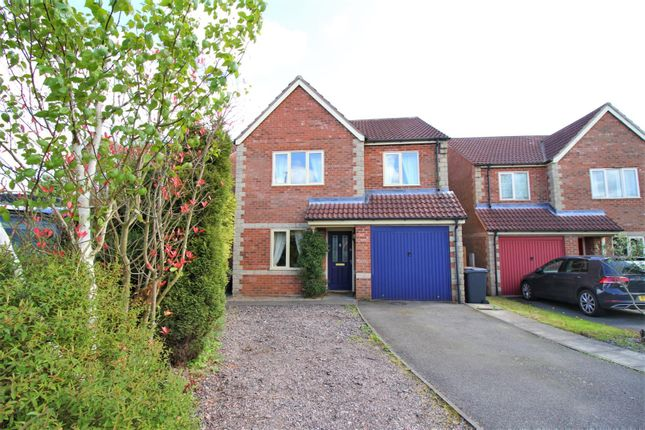 Thumbnail Detached house for sale in Kendrick Close, Coalville