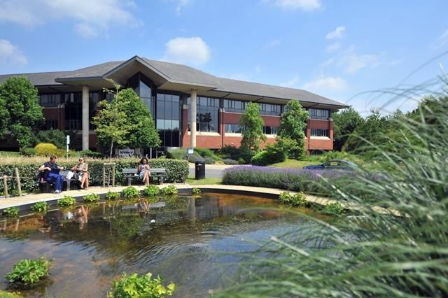 Thumbnail Office to let in Windrush Court, Abingdon Business Park, Abingdon, Oxfordshire