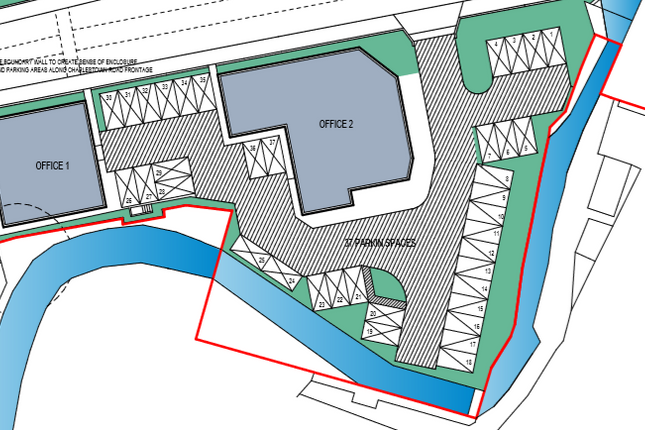 Thumbnail Land for sale in Charlestown Road, Glossop