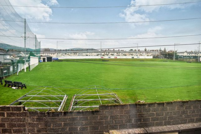 Rear View of 49 Ballygomartin Road, Belfast BT13