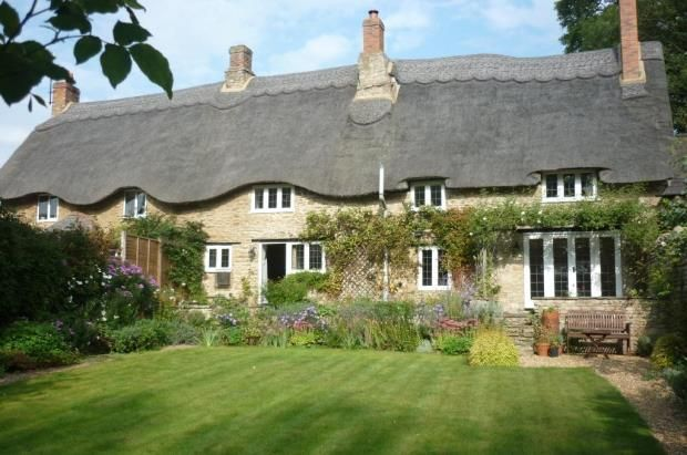 Thumbnail Terraced house to rent in High Street, Odell, Bedford