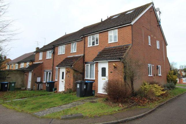 Thumbnail Terraced house for sale in Newell Rise, Hemel Hempstead