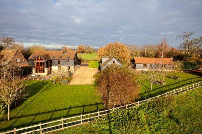 Thumbnail Detached house for sale in Bury Lane, Sutton, Ely