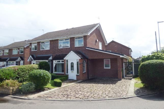 Thumbnail Semi-detached house for sale in Winchester Avenue, Great Sankey, Warrington, Cheshire