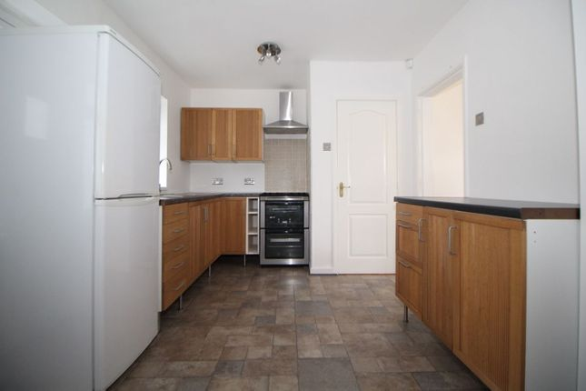 Thumbnail Semi-detached house to rent in Crescent Park, Heaton Norris, Stockport