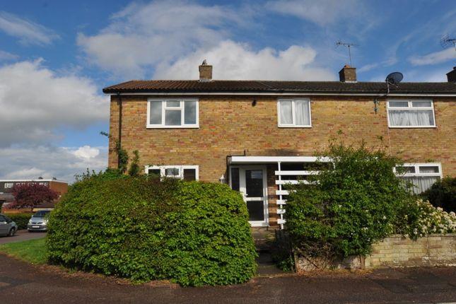2 bed semi-detached house to rent in Hudson Road, Stevenage SG2